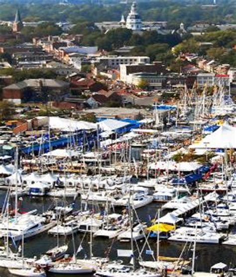 annapolis international boat show flotillas and events