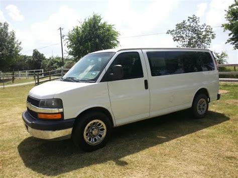 books on how cars work 2008 chevrolet express 3500 engine control 2008 chevrolet express 1500 cargo for sale by owner texas elgin 8900 van vehicle deal