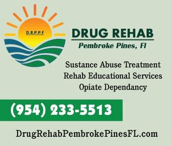 Detox Phone Number by Rehab Pembroke Pines Rehabilitation Center 2200 N