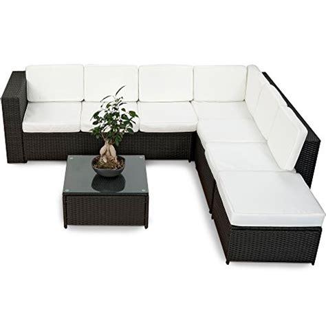 lounge gartenmöbel mit dach und tisch miadomodo polyrattan sonneninsel sonnenliege lounge