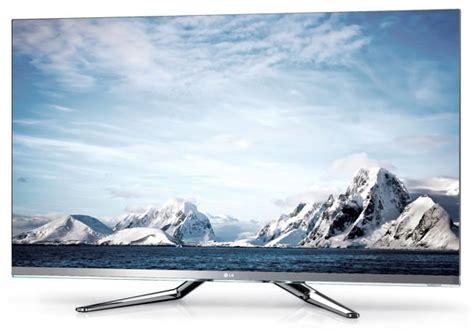 monitor senza cornice cinema 3d smart tv di lg con cornice di un millimetro