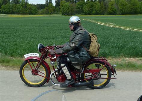 Motorrad 125 Retro by Seltene Motorr 228 Der Auf Der Retro Classics 2014