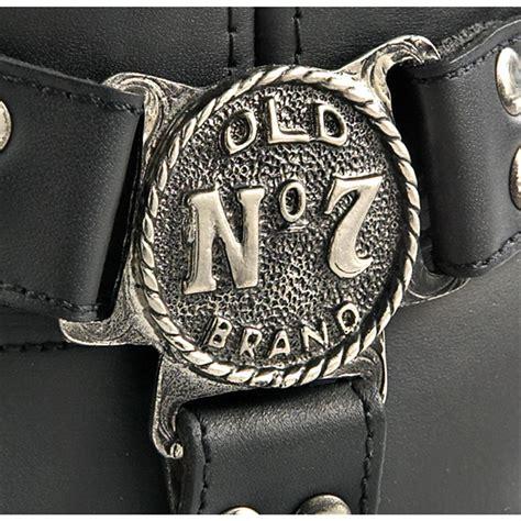 western biker men s jack daniel s 174 western biker boots black 138739