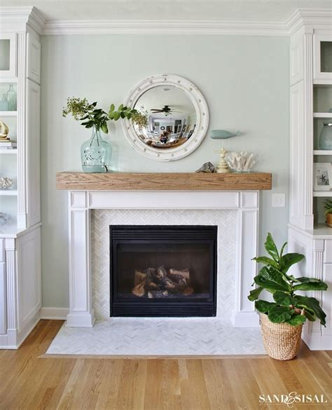25 best ideas about fireplace makeovers on