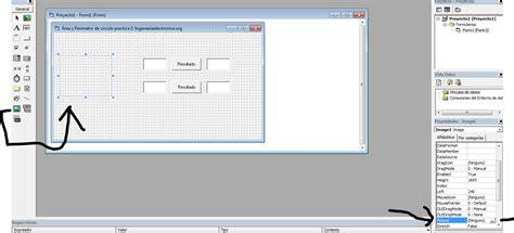 imagenes para visual basic 6 0 calcular 225 rea y per 237 metro de un c 237 rculo en visual basic 6 0