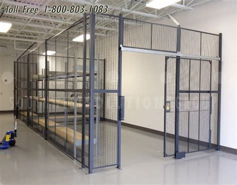 security cage panels maintenance tool cribs fargo bismark