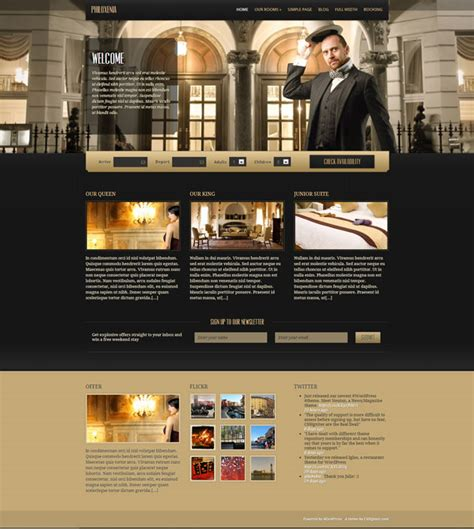 layout for hotel website 40 best hotel wordpress themes 2018 athemes