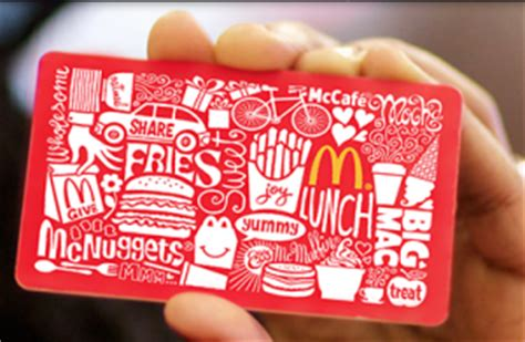 Mcdonalds Gift Card Balance - congrats to mcdonald s gift card winners check out new southern az ordering