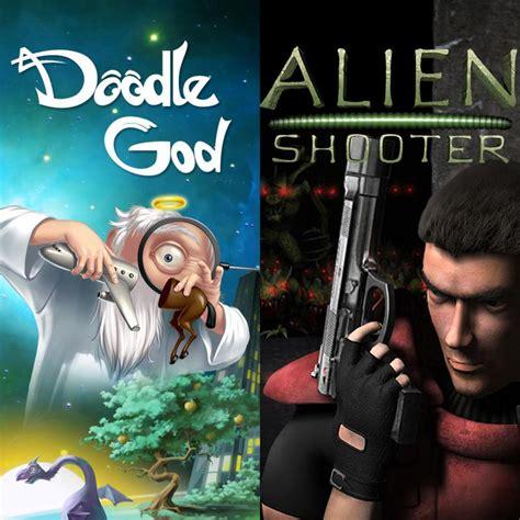 doodle god ps3 shooter doodle god bundle for playstation 3 2017