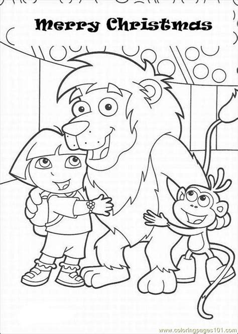 coloring pages christmas coloring pages lrg cartoons
