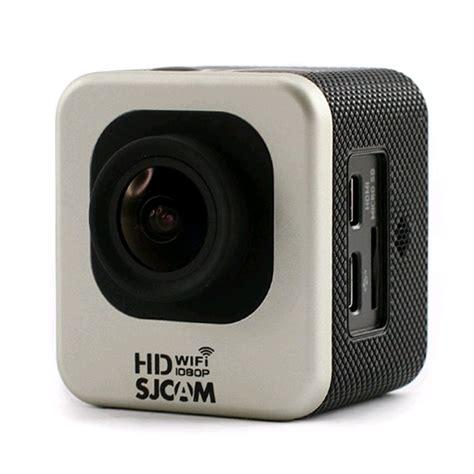 Sjcam Mini sjcam m10 wifi mini cube hd silver deals special offers expansys