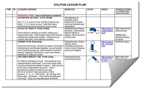 lesson plan template for special needs students lesson plans kit for busy teachers