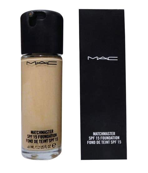 Foundation Mac Nc mac liquid foundation master nc 25 spf 15 40 ml buy mac