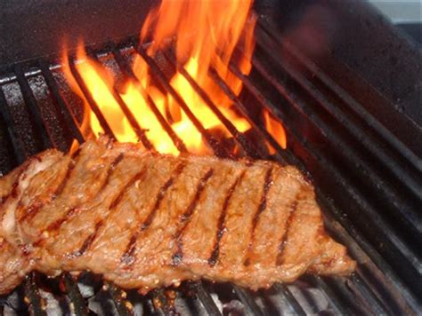 marinated grilled london broil recipe food com