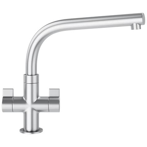 Franke Sion Kitchen Sink Mixer Tap Silksteel 1150250639 Mixer Taps Kitchen Sinks