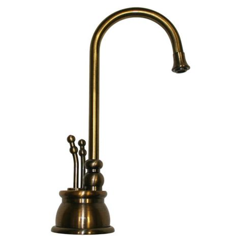 And Cold Water Dispenser Faucet by Kitchen Faucets Whitehaus Forever Instant And