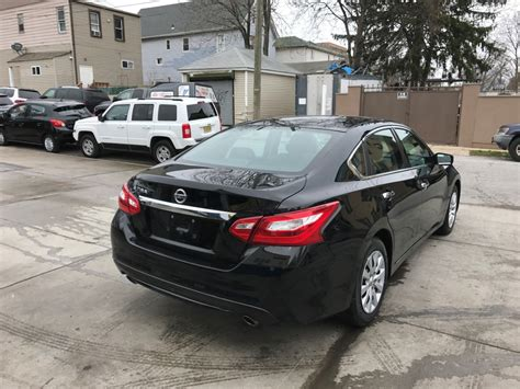 nissan extra used 2016 nissan altima s sedan 13 990 00