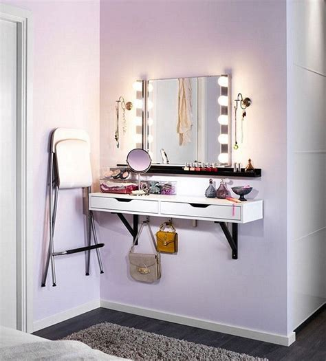 Handmade Makeup Vanity - 36 diy makeup vanity ideas and designs gallery gallery