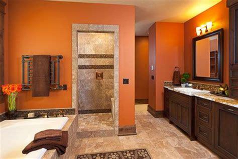 orange and brown bathroom sets 25 best ideas about orange bathrooms on pinterest orange bathroom paint orange