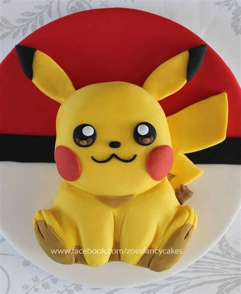 the 25 best ideas about pikachu cake on pinterest