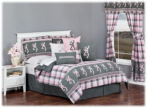 browning 174 buckmark plaid comforter set bass pro shops