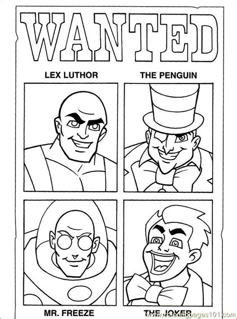 free coloring pages of comic strips