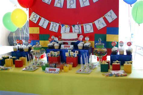 lego themed birthday decorations lego theme birthday ideas photo 8 of 8 catch my