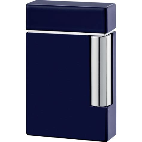 St Dupont Lighter st dupont ligne 8 lighter blue