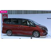 Car News Nissan Serena 2017 Unveiled Now With