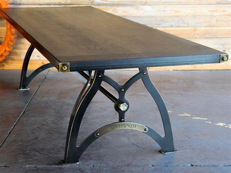 Retro Metal Kitchen Cabinets by Industrialux Dining Table Vintage Industrial Furniture