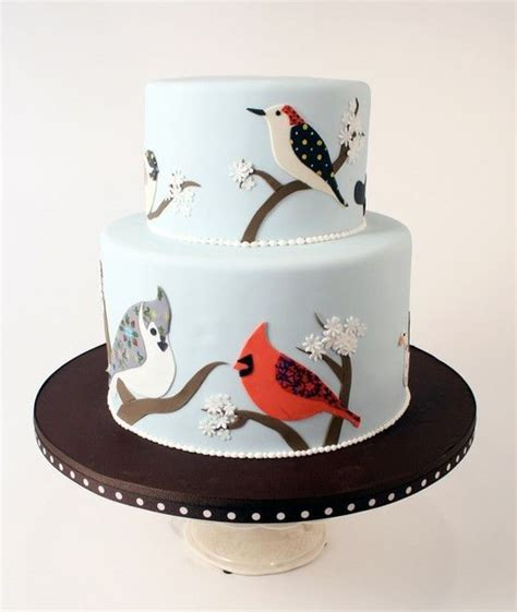 ace of cakes bird cake cool cakes pinterest