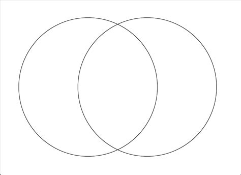 printable copy of venn diagram use of venn diagram