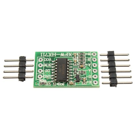 24 Bit Ad Hx711 Weighing Pressure Sensor Module Limited Limited ad weighing sensor module dual channel 24 bit a d conversion hx711 shieding
