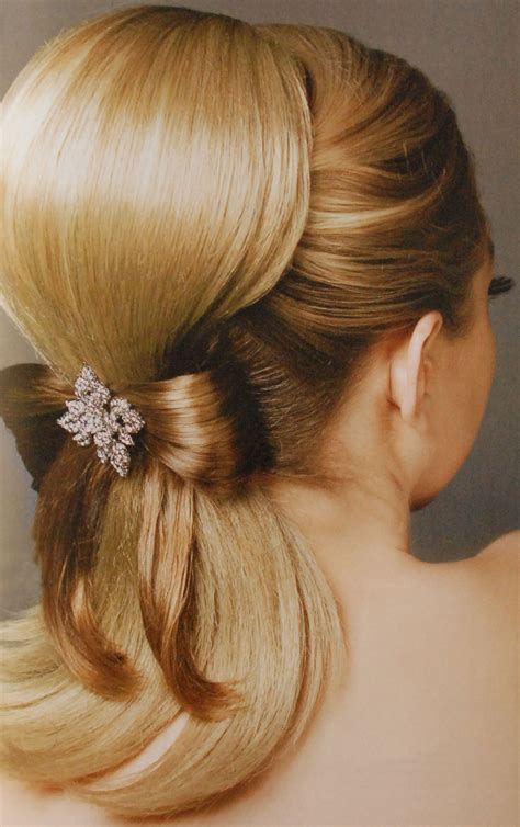 Wedding Hairstyles Ideas by Emend The Bridal Look With An Exquisite Hairstyle