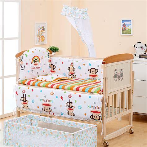 Folding Baby Bed 2016 Eco Friendly Multifunctional Folding Baby Crib Infant Baby Bed Portable Playpen Sleep