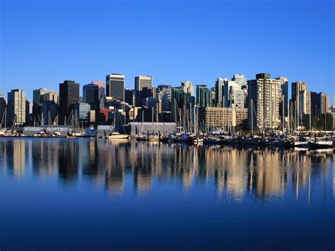 Vancouver Landscape Pictures Vancouver Landscape Vancouver A