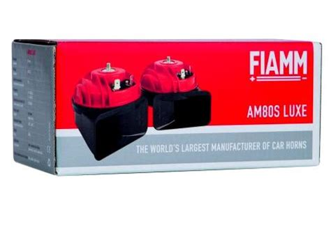 Sale Klakson Hella Motorcycle Compact Horn Set Sound fiamm am80s luxe dual horn set 12v high low note snail compact car motorcycle 8008325300289 ebay