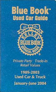 kelley blue book used cars value trade 1989 volkswagen cabriolet engine control kelley blue book used car guide by kelly blue book paperback barnes noble 174