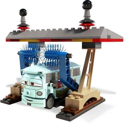 Lego 8487 Cars Flos V8 Cafe goedkoop lego cars 2 flo s v8 caf 233 8487 kopen bij