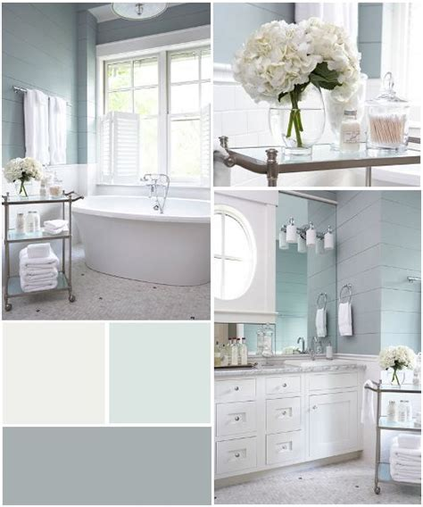 bathroom color palette ideas 25 best ideas about bathroom color schemes on pinterest