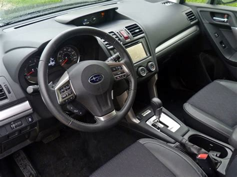 subaru forester 2016 interior 2016 subaru forester review global cars brands