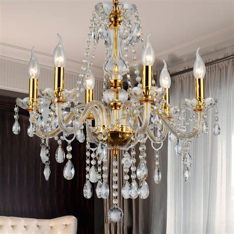 modern cheap crystal chandeliers lighting glass chandelier hanging suspended light  home