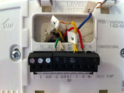 how to wire a thermostat in a house how to wire a honeywell thermostat diagram honeywell thermostat wiring 4 wire