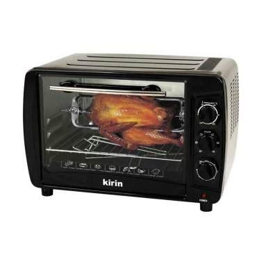 Daftar Microwave Kirin jual kirin kbo 350ra oven elektrik 35 liter abu abu