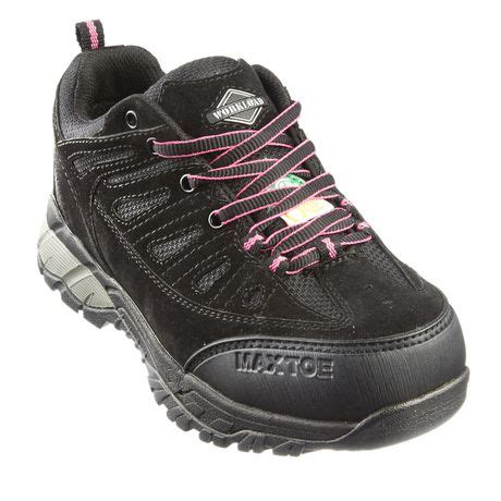 walmart steel toe shoes womens workload s chesapeake steel toe safety shoes