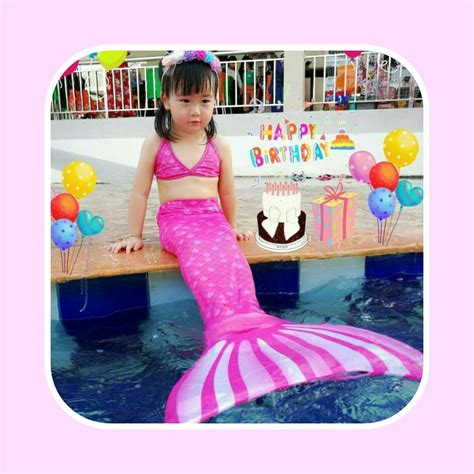 beli baju renang duyung 2016 harga baju mermaid online toko bunda online