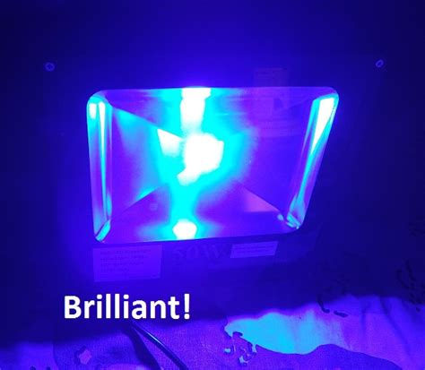 blue led flood light blue booster 50 watt led flood l grow light grow