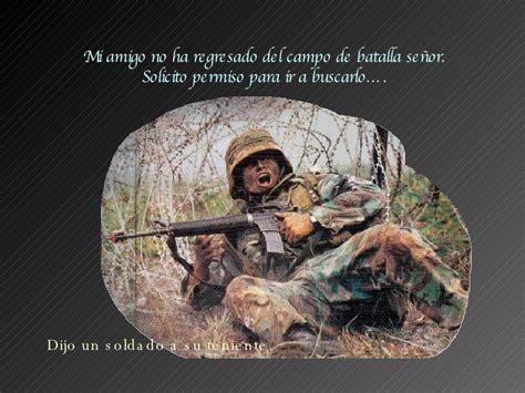 imagenes con frases militares soldado