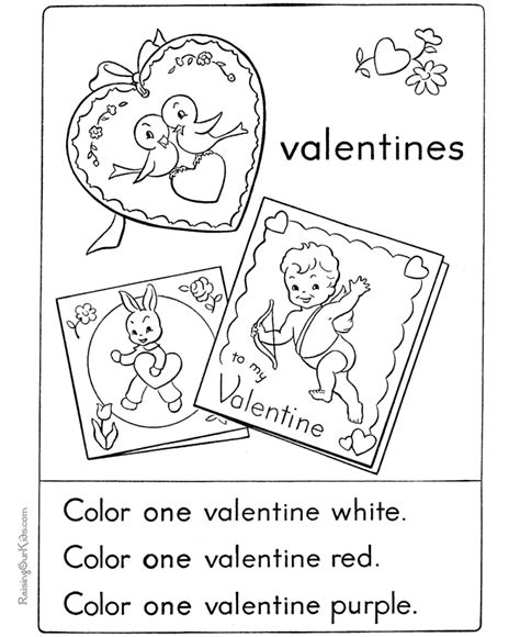 preschool coloring pages valentines day free coloring pages of kindergarten valentine s day
