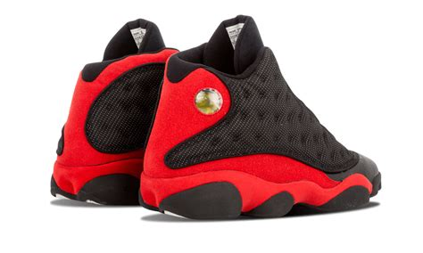 Air 13 Bred air 13 bred air 13 flint sneaker bar detroit